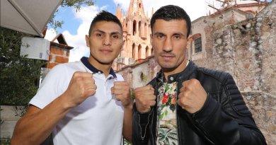 "#PabloCésarCano expone cetro Plata #WBC ante ""Massa"" Ortiz, en #Guanajuato"