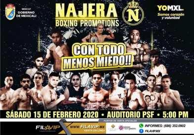 Javier Rendón, de #Hermosillo, será rival del campeón #ElwinSoto, este sábado en #Mexicali
