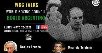 #WBC Talks Round 44: expertos añoran buenos tiempos del #Boxeo argentino