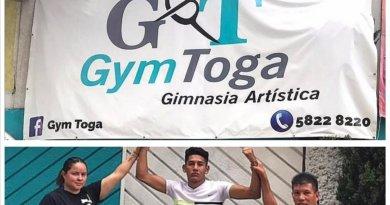 """Gym Toga Gimnasia Artística"" impulsa al joven boxeador atizapense ""Diamante"" Torres"