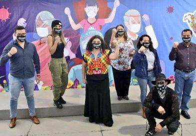 Mariana Juárez encabeza pelea contra el #Covid19 en #Iztapalapa