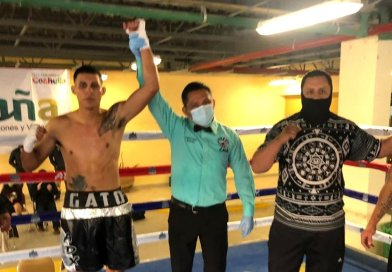 "Inmejorable retorno del ""Gato"" Zúñiga; KO-1 A Jesús Reyes"