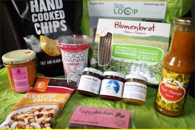 TasteLoop Vegan Box