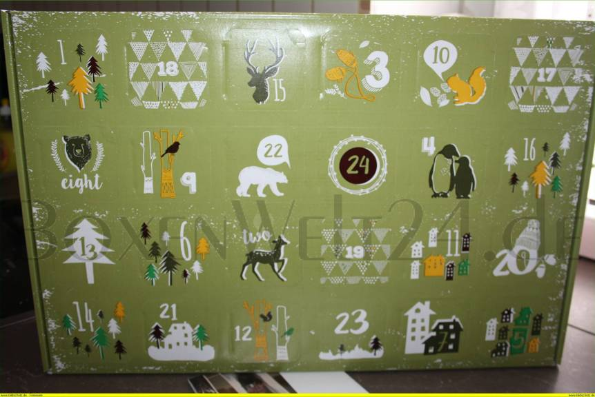 Foodist Adventskalender 2015