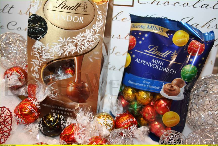 Lindt Chocoladen Club November 2015