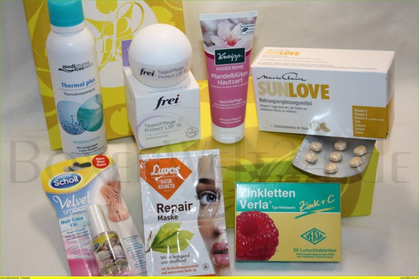 medikamente per Klick Beauty Box