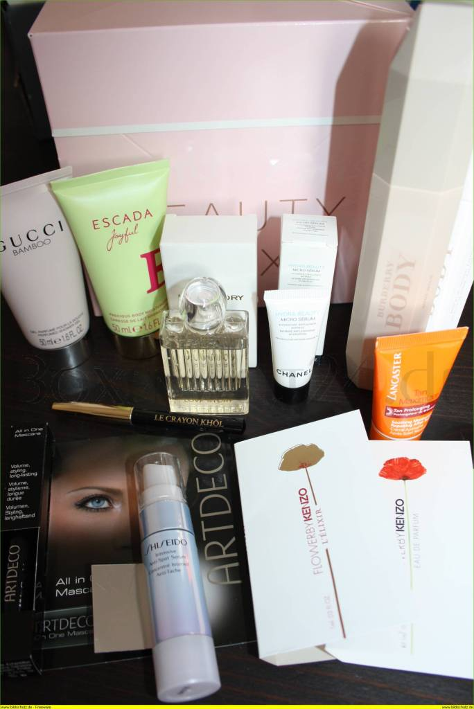 Parfumdreams Beauty Box