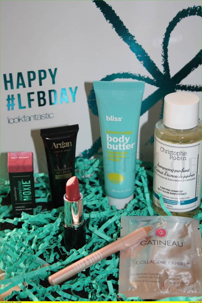 Look Fantastic Beauty Box Boxenwelt24.de
