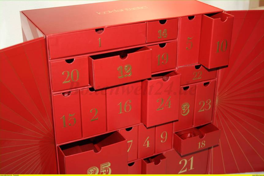 Look Fantastic Adventskalender Boxenwelt24.de