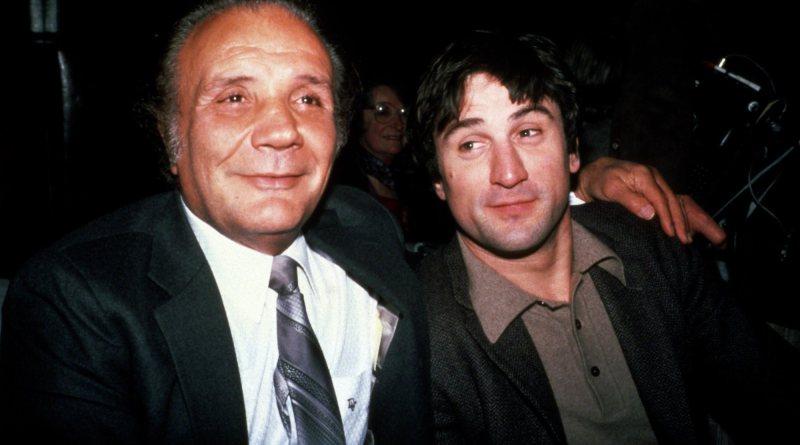 Resultado de imagen para Robert De Niro - Jake LaMotta