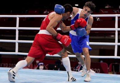 Mirco Cuello dejó todo, pero no le alcanzó para avanzar en los Juegos Olímpicos