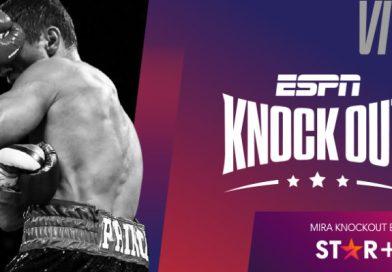 Cierre de campeonato en el boxeo de septiembre en ESPN KNOCKOUT