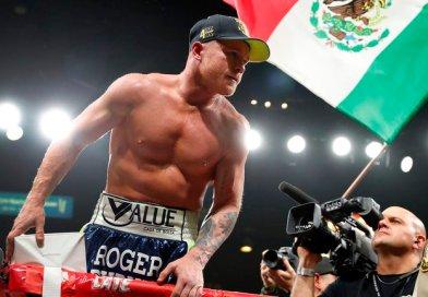 Canelo Álvarez y el nuevo récord de ventas para su pelea contra Caleb Plant