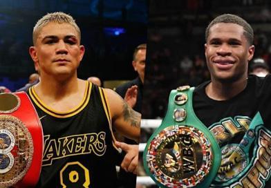Devin Haney y Joseph Díaz Jr. acuerdan pelear a principios de diciembre por el Mundial CMB Ligero