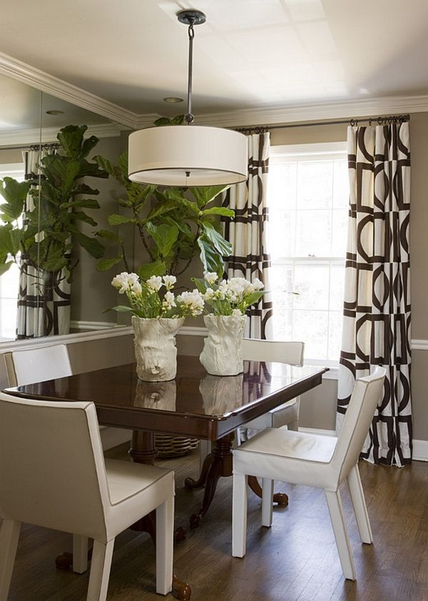 dining room table with couch