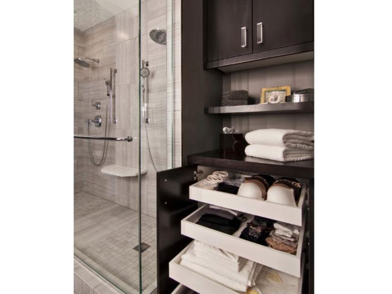 bath-pullouts vinyl Bathroom Wall Decor Ideas