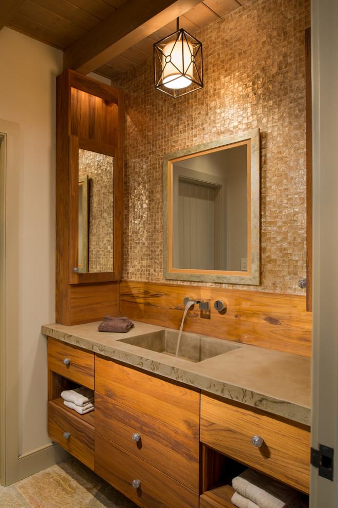 teal bathroom set