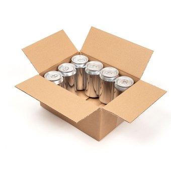 12 X 330ML CAN BOX HALF FULL