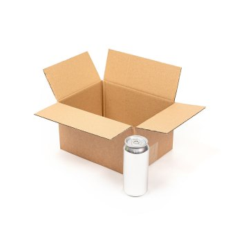 12 x 440ml can box can outside