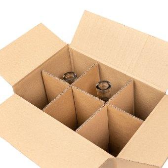 6 bottle spirit box with inserts