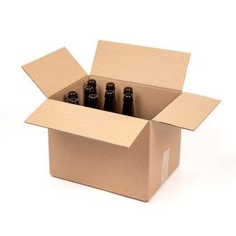 BOTTLE BOX TO FIT 18 X 330ML BOTTLES