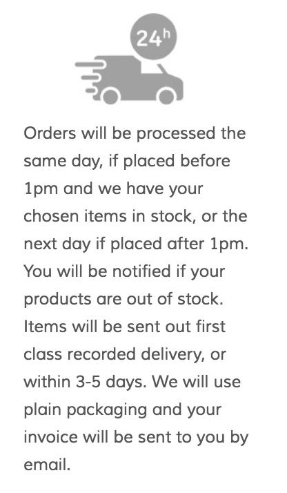 Orders advert