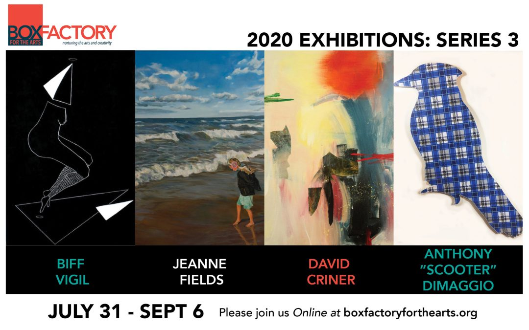 Series 3 Artists Announced for Virtual Gallery Show