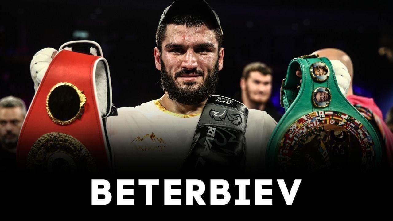 Артур Бетербиев – документальный фильм о боксере