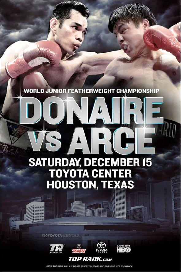 Nonito Donaire vs. Jorge Arce