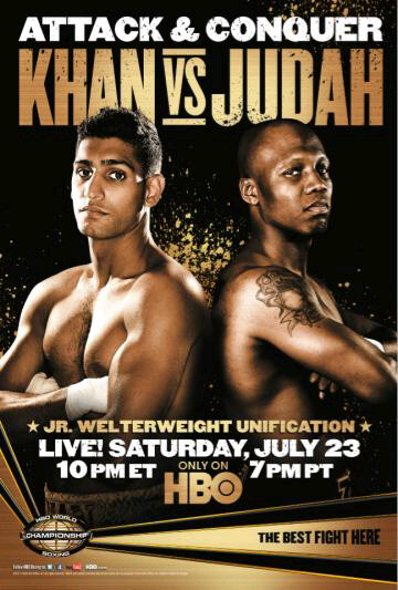 Amir Khan vs. Zab Judah