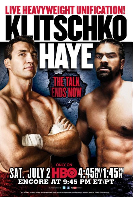 Wladimir Klitschko vs. David Haye