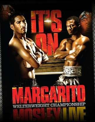 Antonio Margarito vs. Shane Mosley