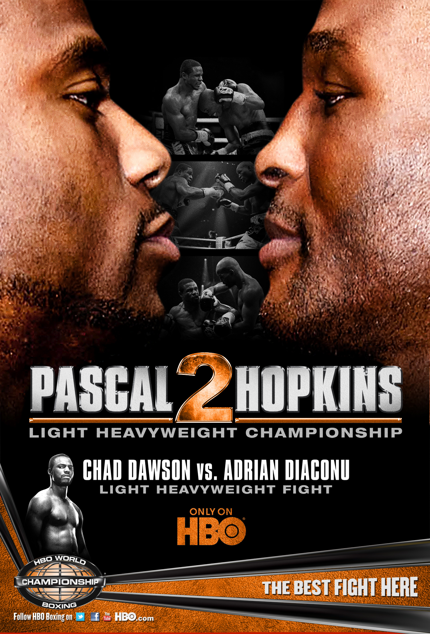 Jean Pascal vs. Bernard Hopkins 2