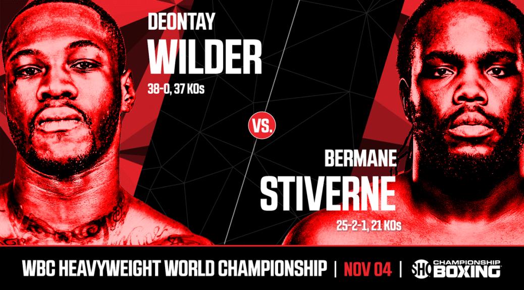 #WilderStiverne2 Brooklyn Boxing