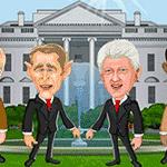 president-punch