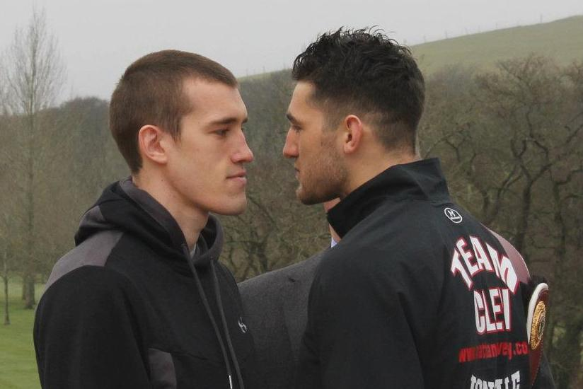 Nathan Cleverly Tommy Karpency