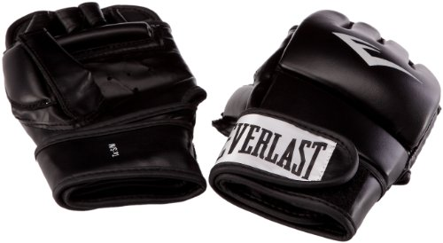 Everlast Advanced Punch Bag Gloves Polyurethane
