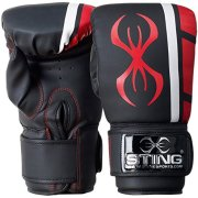 Sting Armaplus Boxing Glove, Red, L