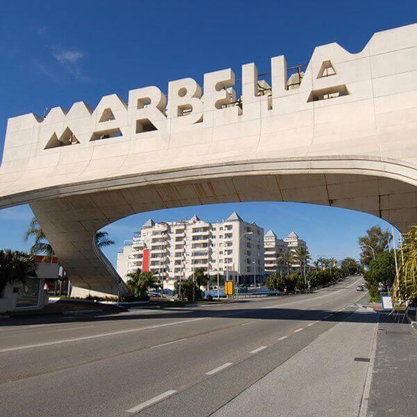Möbellagerung Marbella