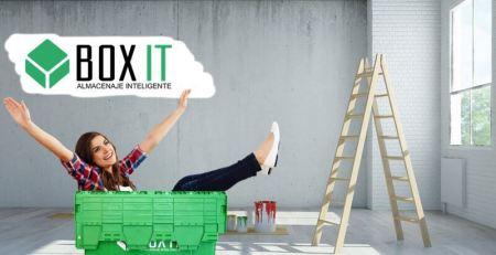 Boxit и хранение складских помещений