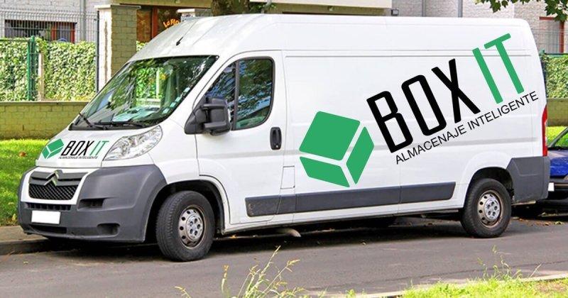 boxit transporte