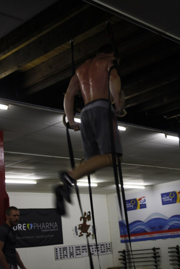 Nice muscle-up