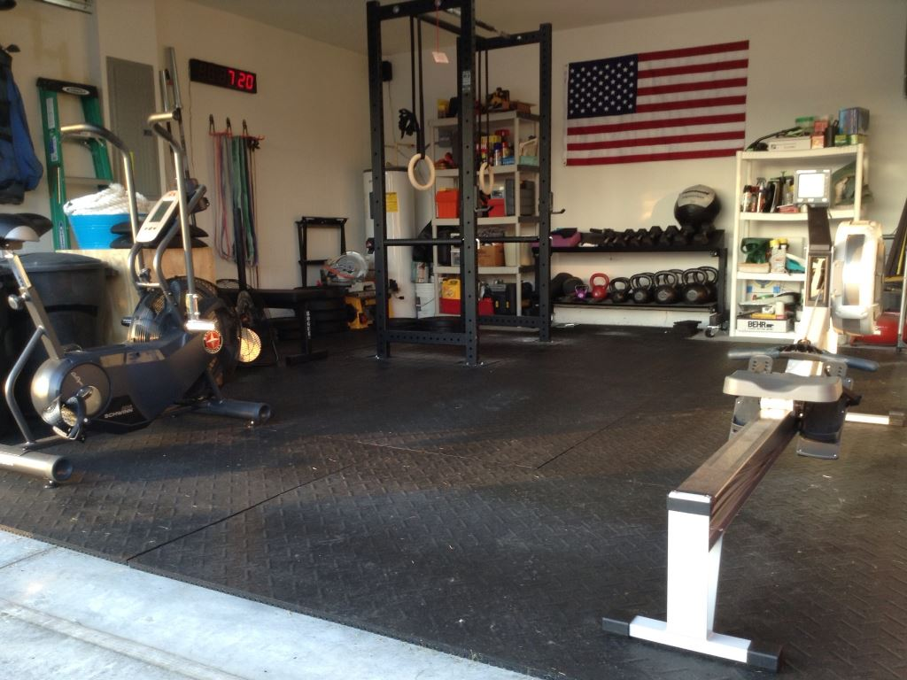 The garage gym gyms photos s cole ave pinedale wy