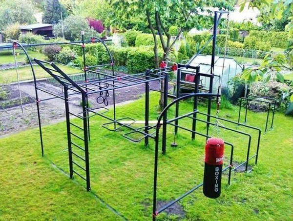crossfit garage gym awesome home setups ideasoutdoor crossfit gyms