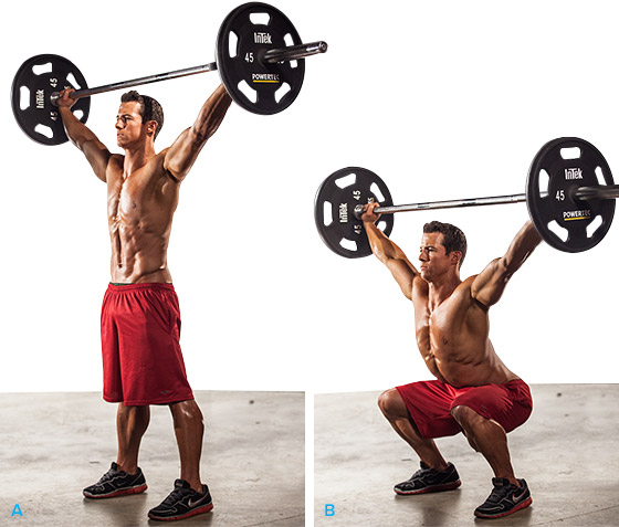 crossfit strength training