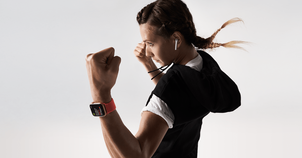 apple watch for crossfit