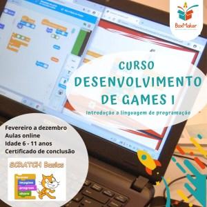 Desenvolvimento de Games I