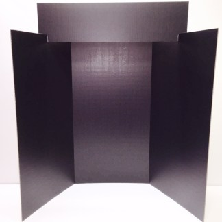 Black Exhibit Board Purchasing Options