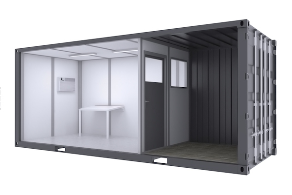 container partition