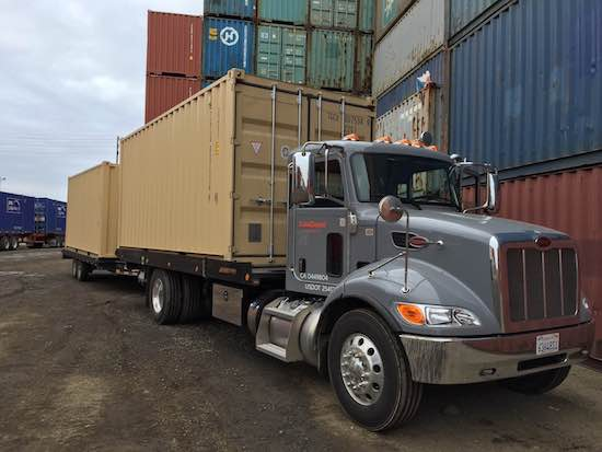 Rental container delivery process and how to prepare